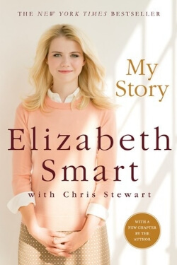 book cover My Story by Elizabeth Smart
