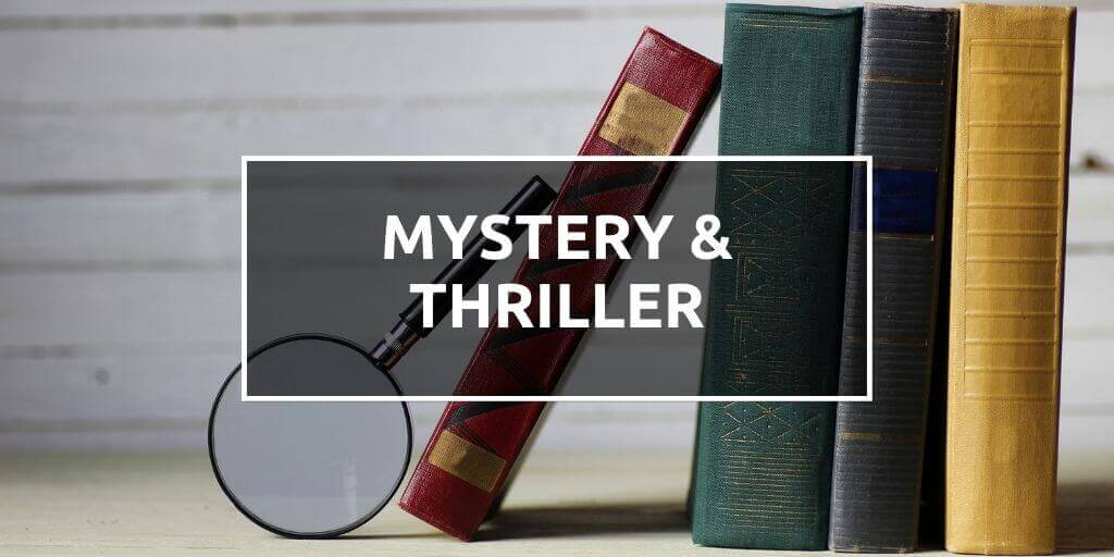 Explore Mystery & Thriller Books