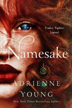 book cover Namesake by Adrienne Young