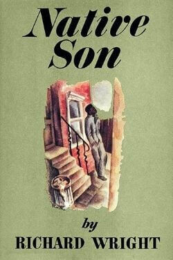 book cover Native Son by Richard Wright