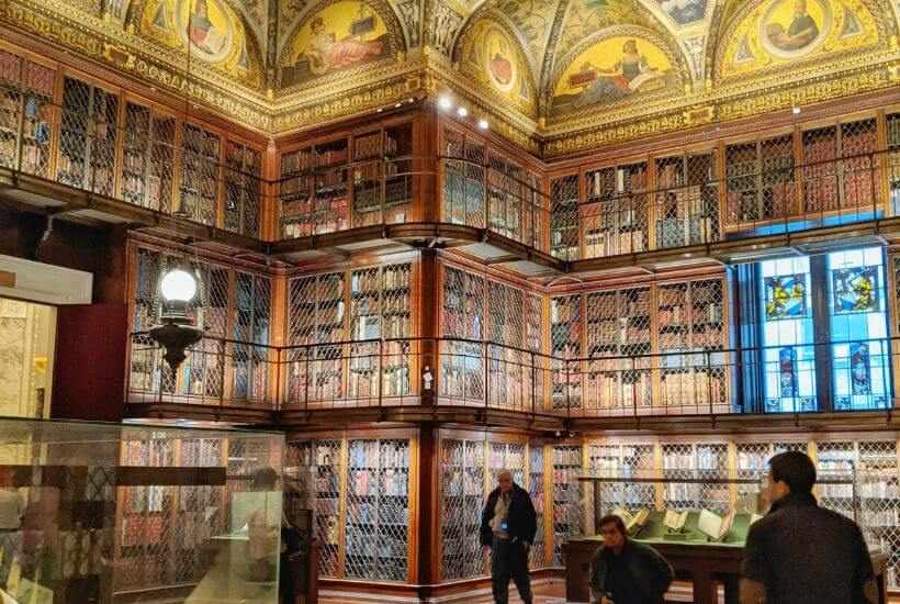 The Morgan Library in New York City