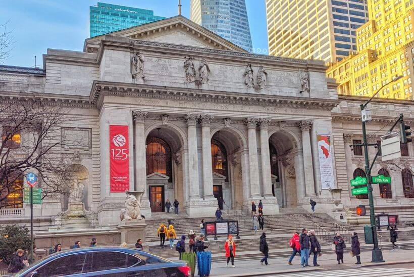 The New York Public Library Main Branch - The Stephen A. Schwarzman Building