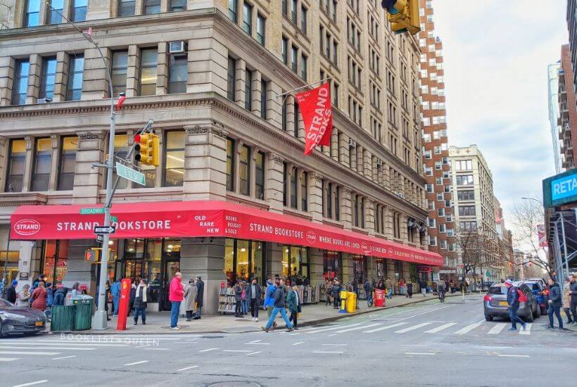 The Strand Bookstore - New York City for Book Lovers
