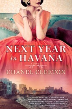 book cover Next Year in Havana by Chanel Cleeton