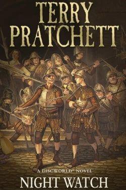 book cover Night Watch by Terry Pratchett