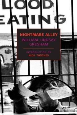 book cover Nightmare Alley by William Lindsay Gresham