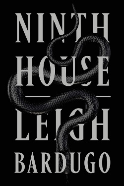 book cover Ninth House by Leigh Bardugo
