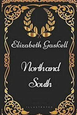 book cover North and South by Elizabeth Gaskell