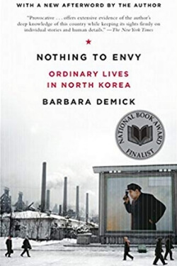 book cover Nothing to Envy by Barbara Demick