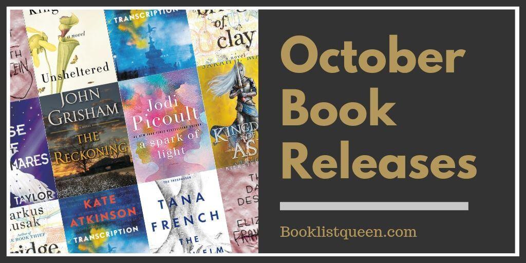 October Book Releases