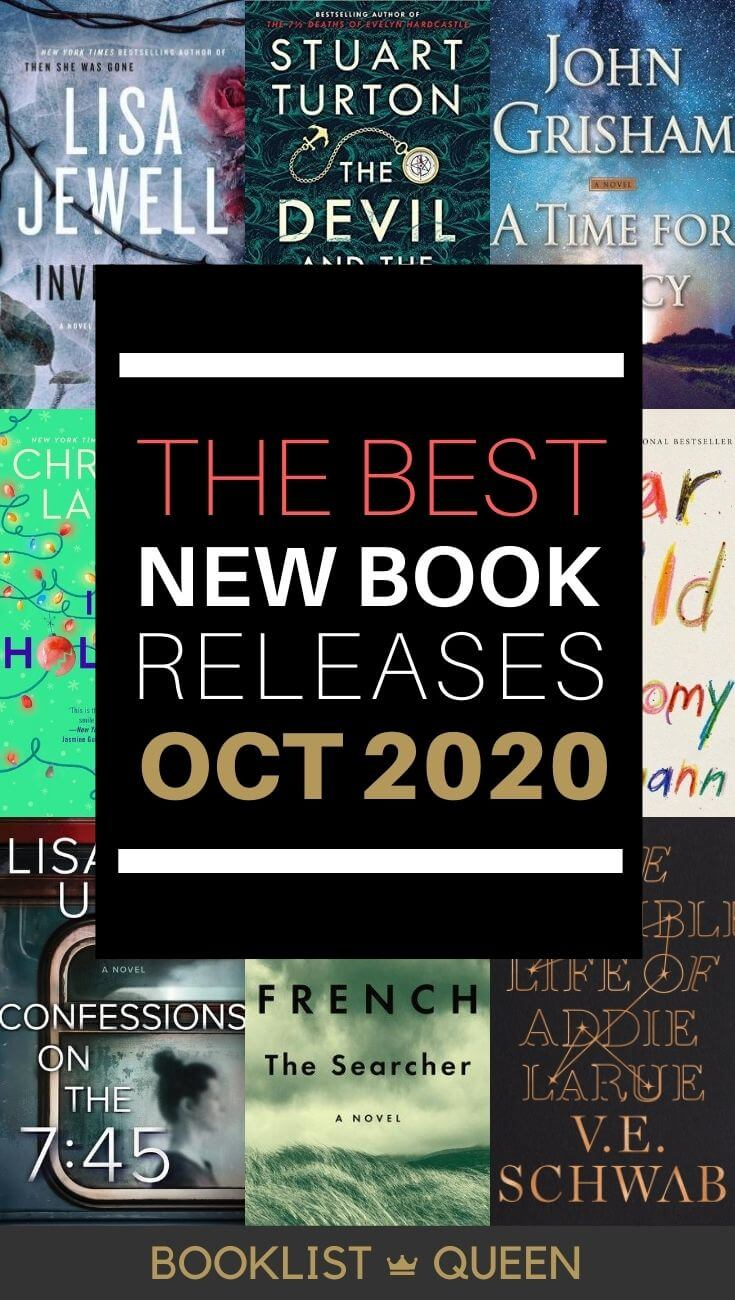 New October 2020 Book Releases