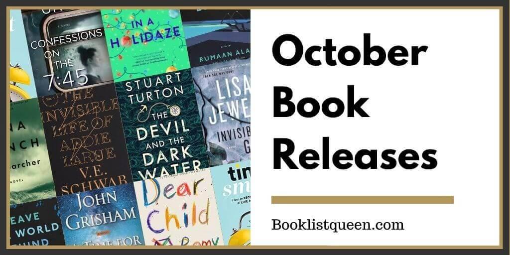 October 2020 Book Releases