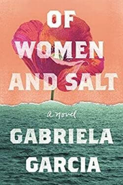 book cover Of Women and Salt by Gabriela Garcia