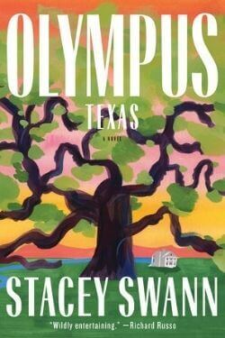 book cover Olympus, Texas by Stacey Swann
