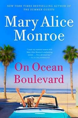 book cover On Ocean Boulevard by Mary Alice Munroe