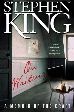 book cover On Writing by Stephen King