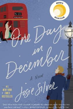 book cover One Day in December by Josie Silver