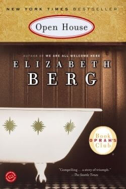 book cover Open House by Elizabeth Berg