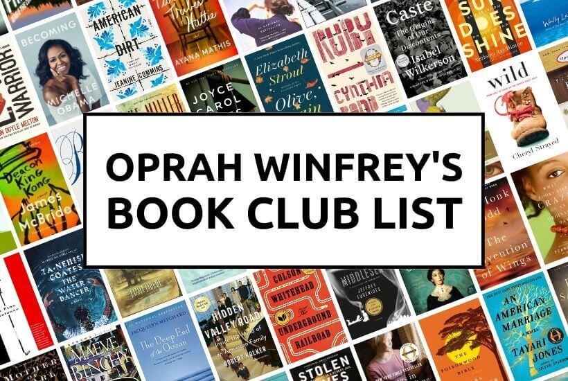 Oprah Winfrey Books: Oprah Winfrey's Book Club List