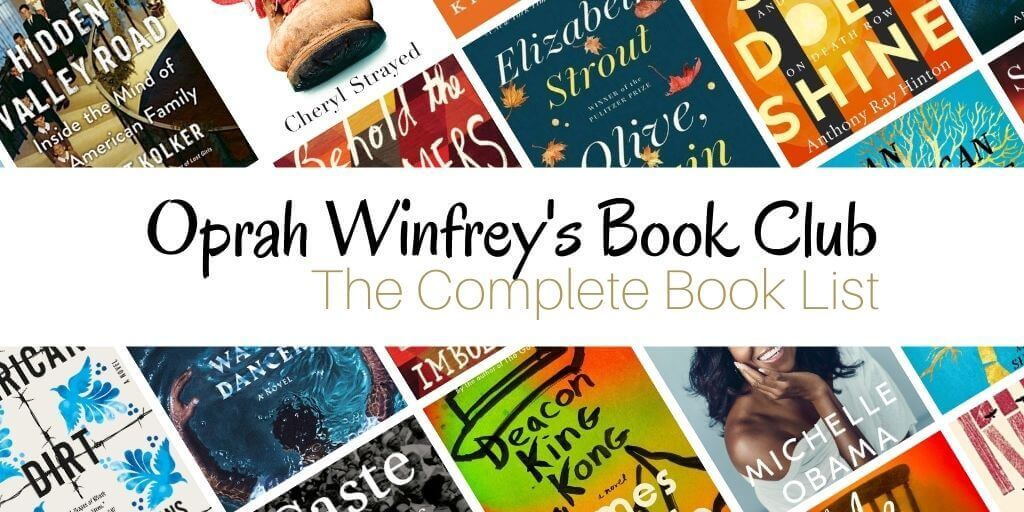 Oprah Winfrey Books: Oprah Winfrey's Book Club List