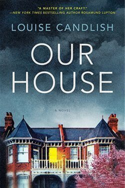 book cover Our House by Louise Candlish