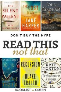 Read This Not That - Overrated Bestsellers