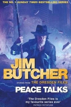 book cover Peace Talks by Jim Butcher