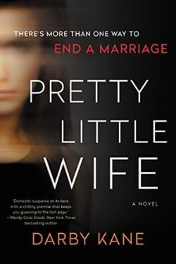 book cover Pretty Little Wife by Darby Kane