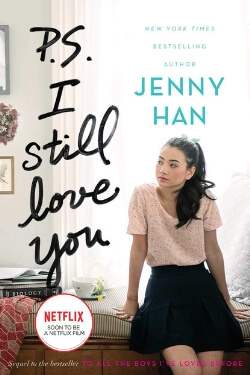 book cover P. S. I Still Love You by Jenny Han