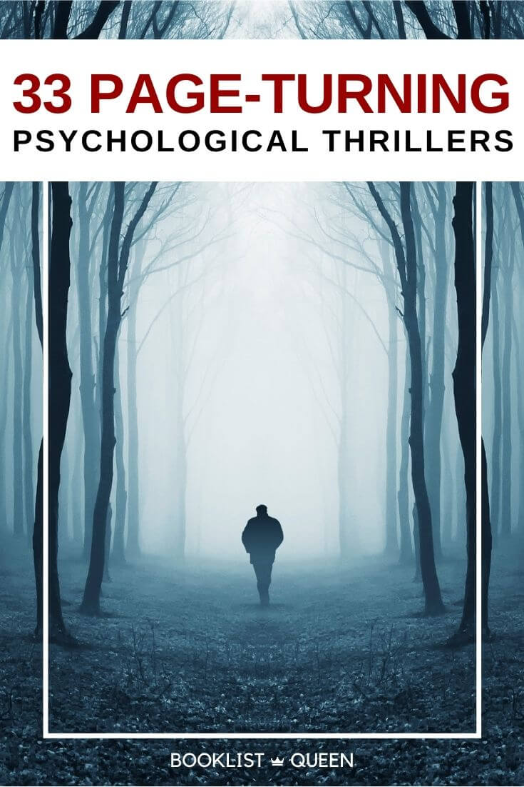 33 Page-Turning Psychological Thriller Books