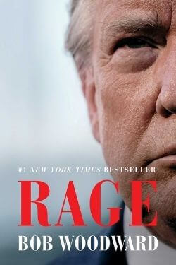 book cover Rage by Bob Woodward