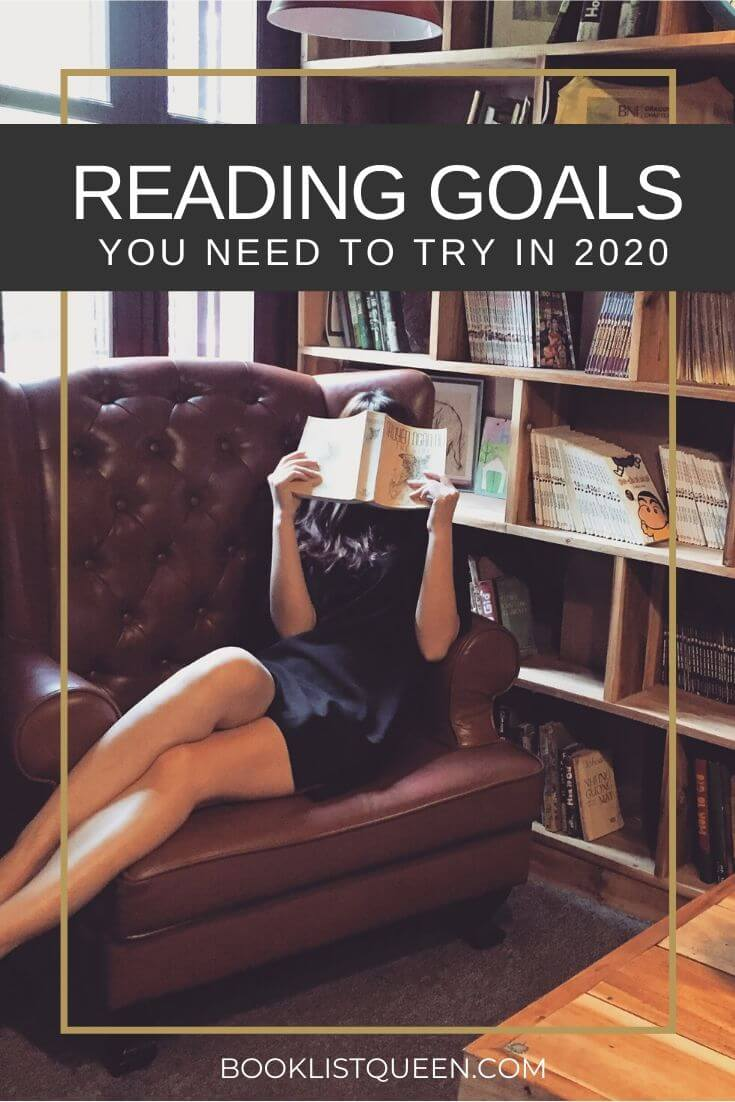 Reading Goals for Adults You Need to Try in 2020