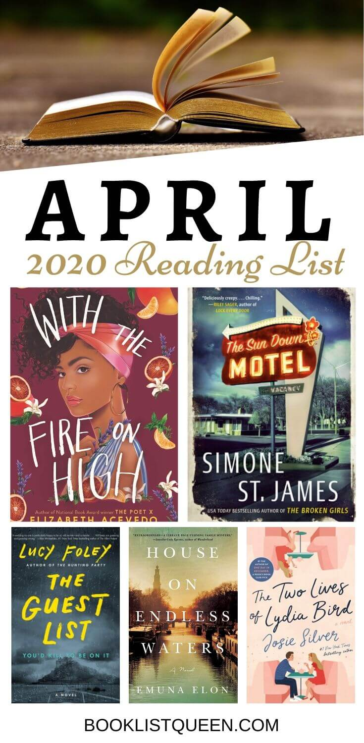 Reading Lately April 2020