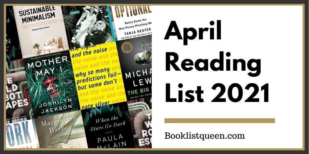 April Reading List 2021