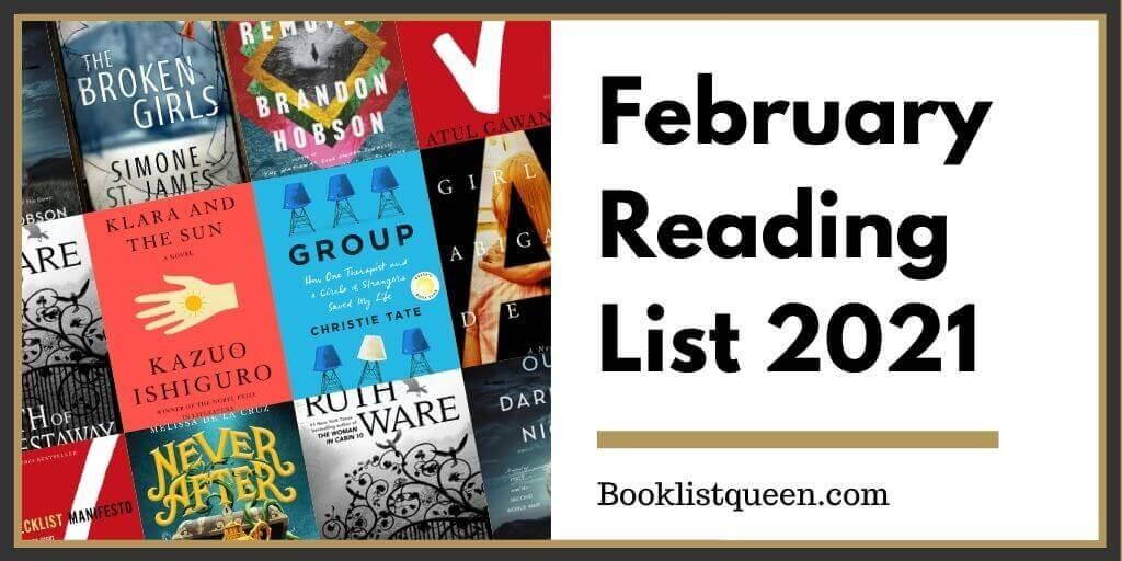 February Reading List 2021