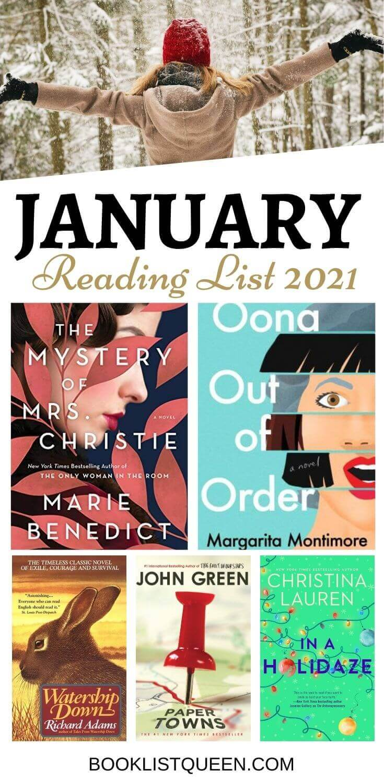 January Reading List 2021