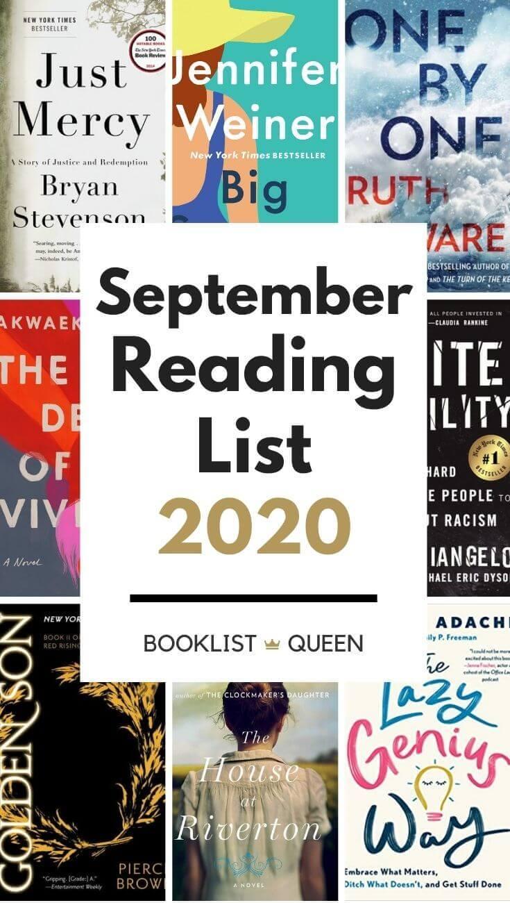 September Reading List 2020