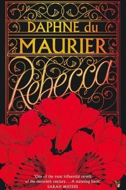 book cover Rebecca by Daphne du Maurier