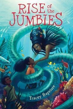 book cover Rise of the Jumbies by Tracey Baptiste