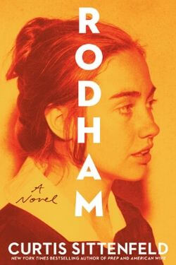 book cover Rodham by Curtis Sittenfeld