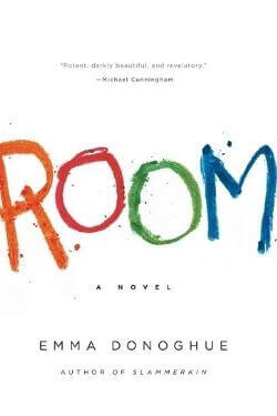 book cover Room by Emma Donoghue