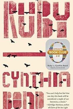 book cover Ruby by Cynthia Bond
