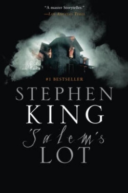 book cover 'Salem's Lot by Stephen King