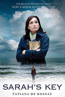 book cover Sarah's Key by Tatiana de Rosnay