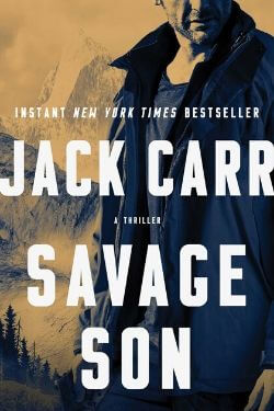 book cover Savage Son by Jack Carr