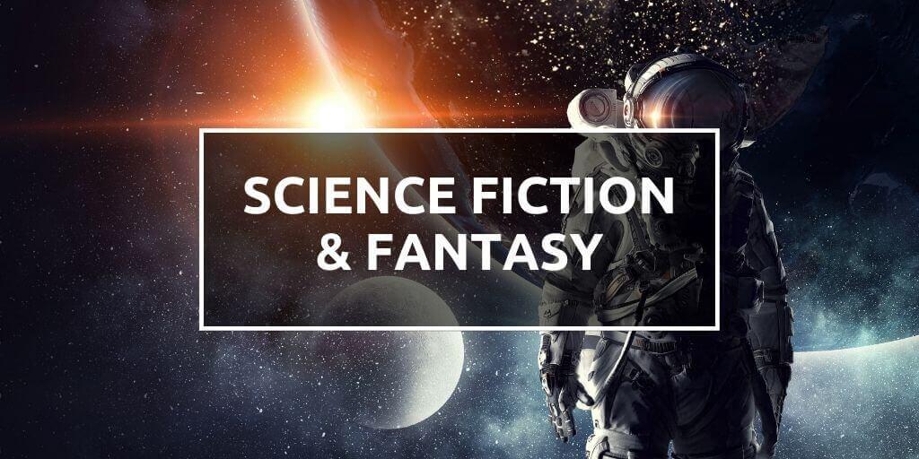Explore Science Fiction & Fantasy Books