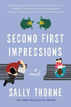 book cover Second First Impressions by Sally Thorne