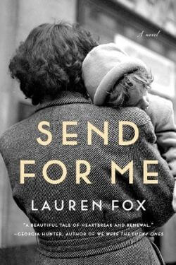 book cover Send For Me by Lauren Fox