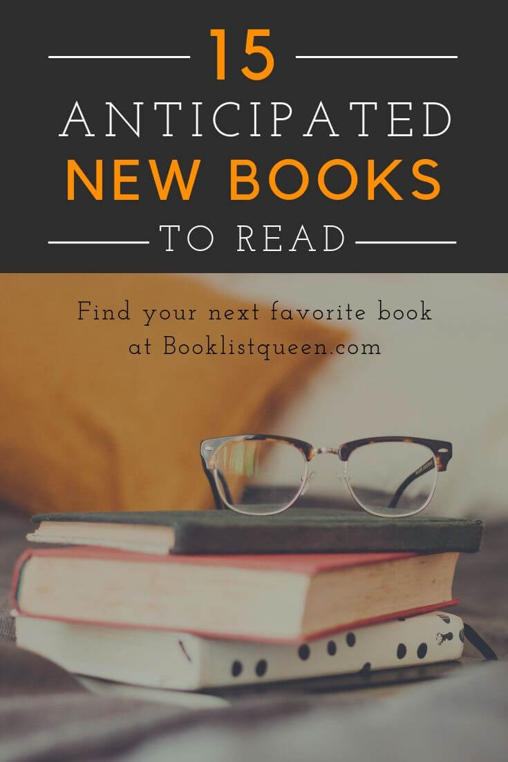 15 Anticipated New Books to Read - September 2018 Book Releases
