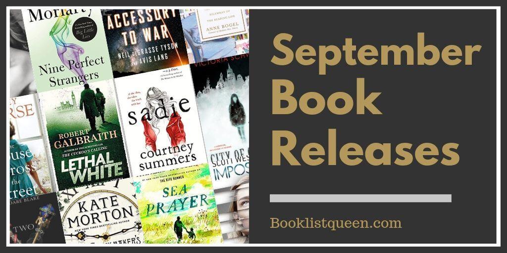 September Book Releases